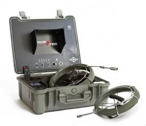 Caméra d'inspection 2 en 1 plomberie et réseaux domestiques - Devis sur Techni-Contact.com - 1