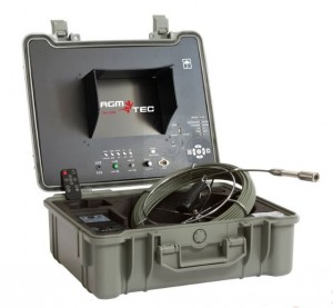 Caméra d'inspection horizontale en acier inoxydable - Devis sur Techni-Contact.com - 1