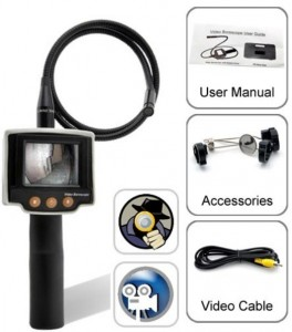 Caméra d'inspection véhicule - Devis sur Techni-Contact.com - 3