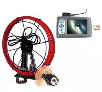 Caméra d'inspection verticale - Devis sur Techni-Contact.com - 1