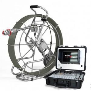 Caméra d'inspection vidéo rotative réseaux publics - Devis sur Techni-Contact.com - 1
