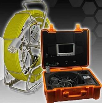 Caméra de canalisation à technologie fil d'eau - Devis sur Techni-Contact.com - 2