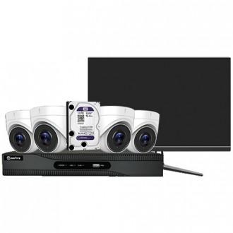 Caméra de vidéo surveillance - Devis sur Techni-Contact.com - 1