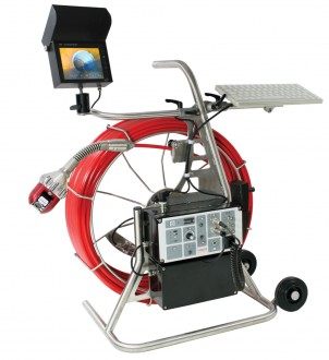 Camera inspection avec controle de pression - Devis sur Techni-Contact.com - 1