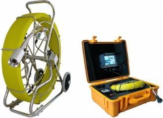 Camera inspection pour professionnels de l'assainissement - Devis sur Techni-Contact.com - 1