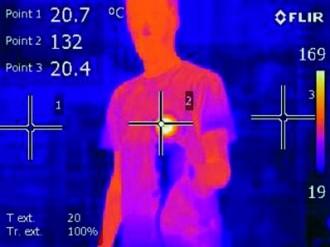 Caméra thermique - Devis sur Techni-Contact.com - 3