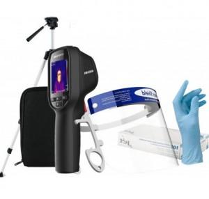 Caméra thermique de détection fièvre à distance - Devis sur Techni-Contact.com - 1