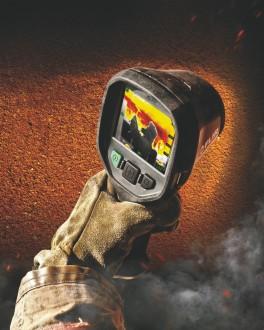 Caméra thermique de lutte incendie - Devis sur Techni-Contact.com - 2