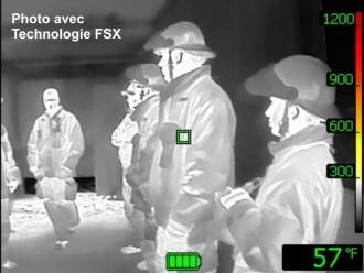 Caméra thermique de lutte incendie - Devis sur Techni-Contact.com - 4