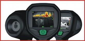Caméra thermique de lutte incendie - Devis sur Techni-Contact.com - 5
