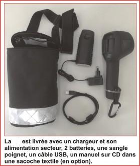 Caméra thermique de lutte incendie - Devis sur Techni-Contact.com - 6
