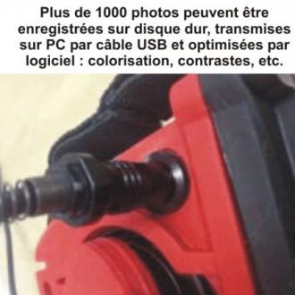 Caméra thermique incendie - Devis sur Techni-Contact.com - 6