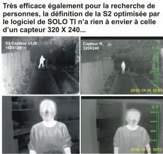 Caméra thermique incendie - Devis sur Techni-Contact.com - 8