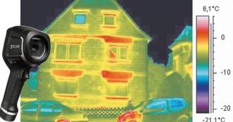 Caméra thermique infrarouge - Devis sur Techni-Contact.com - 1