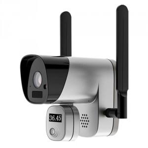 Caméra thermique IP Wifi - Devis sur Techni-Contact.com - 1