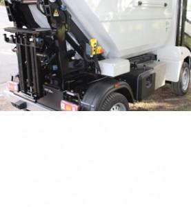 Camion benne à ordures ménagères - Devis sur Techni-Contact.com - 5