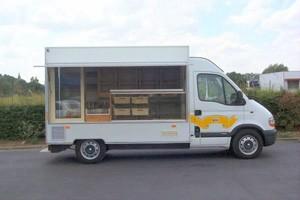Camion de tournée Boulanger - Devis sur Techni-Contact.com - 1