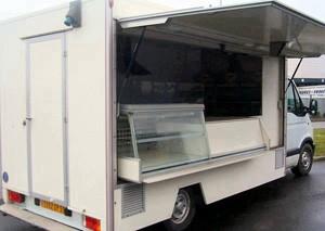 Camion friterie gaz - Devis sur Techni-Contact.com - 1