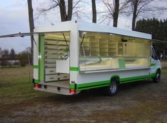 Camion magasin alimentation générale - Devis sur Techni-Contact.com - 1
