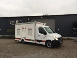 Camion magasin chevaline 350 HLRc - Devis sur Techni-Contact.com - 2