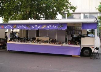 Camion magasin de chaussures - Devis sur Techni-Contact.com - 1