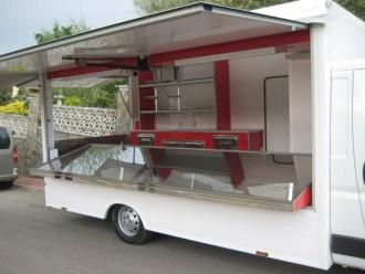 Camion magasin de confiserie - Devis sur Techni-Contact.com - 3