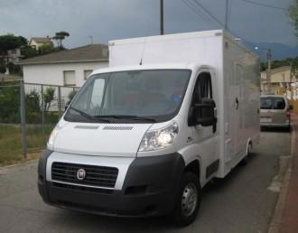 Camion magasin de confiserie - Devis sur Techni-Contact.com - 6