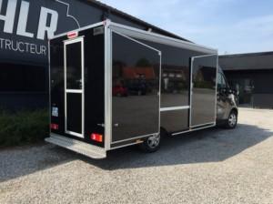 Camion magasin friterie Renault Master - Devis sur Techni-Contact.com - 2