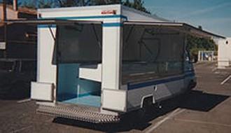 Camion magasin fromager sur mesure - Devis sur Techni-Contact.com - 2