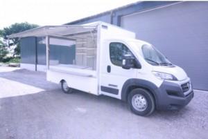 Camion magasin pour fruits et légumes   - Devis sur Techni-Contact.com - 2