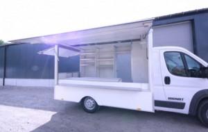 Camion magasin pour fruits et légumes   - Devis sur Techni-Contact.com - 4