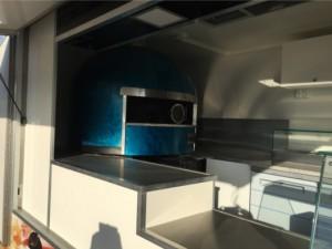 Camion Pizzeria Iveco daily avec four à sole rotative  - Devis sur Techni-Contact.com - 4