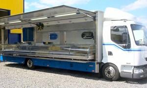 Camion Poissonnerie - Devis sur Techni-Contact.com - 1