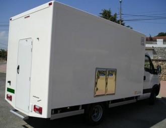 Camion rôtisserie de volaille - Devis sur Techni-Contact.com - 5