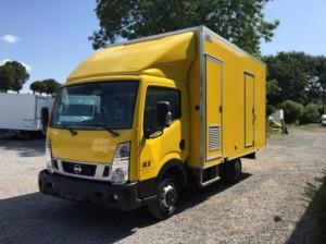 Camion rôtisserie Nissan - Devis sur Techni-Contact.com - 2