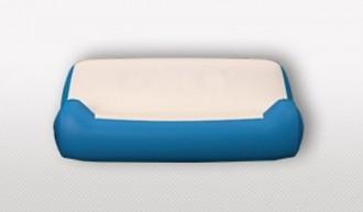 Canapé gonflable à air captif - Devis sur Techni-Contact.com - 1