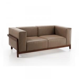 Canapé moderne en cuir, cuir écologique ou en tissu - Devis sur Techni-Contact.com - 1