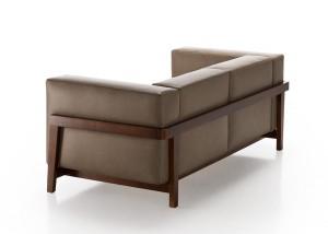 Canapé moderne en cuir, cuir écologique ou en tissu - Devis sur Techni-Contact.com - 3