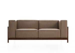 Canapé moderne en cuir, cuir écologique ou en tissu - Devis sur Techni-Contact.com - 4