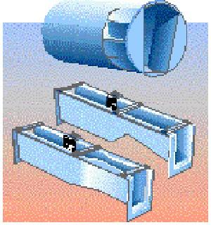 Canaux venturi - Devis sur Techni-Contact.com - 1