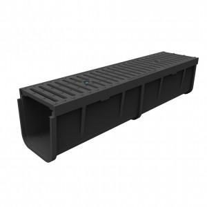 Caniveau avec grille en fonte ductile - Devis sur Techni-Contact.com - 1