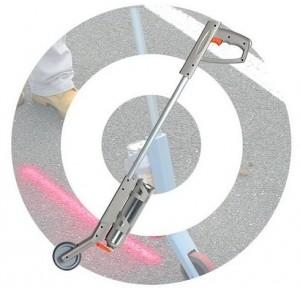 Canne à tracer 1 roue - Devis sur Techni-Contact.com - 3