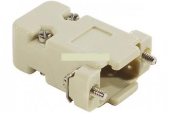 Capot DB9 en plastique beige - Devis sur Techni-Contact.com - 1