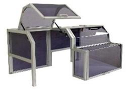 Capot de machine en aluminium - Devis sur Techni-Contact.com - 1