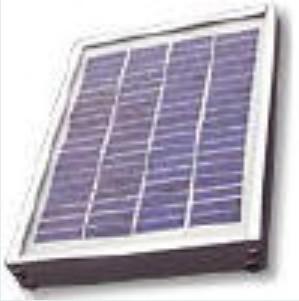 Capteur solaire 2w 12v - Devis sur Techni-Contact.com - 1