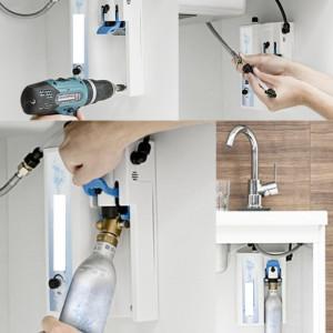 Carbonateur pour eau de robinet - Devis sur Techni-Contact.com - 2