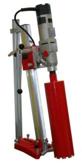 Carotteuse sur bâti électrique - Devis sur Techni-Contact.com - 1