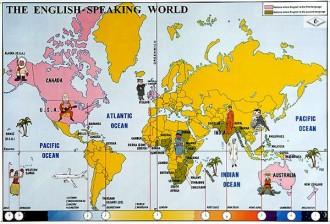 Carte des îles britaniques - Devis sur Techni-Contact.com - 1