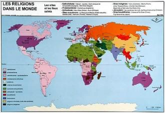Carte du monde 70 x 102 - Devis sur Techni-Contact.com - 3
