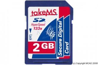 Carte mémoire HyperSpeed - Devis sur Techni-Contact.com - 1